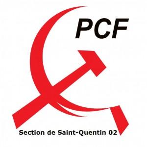 Logo PCF Saint-Quentin
