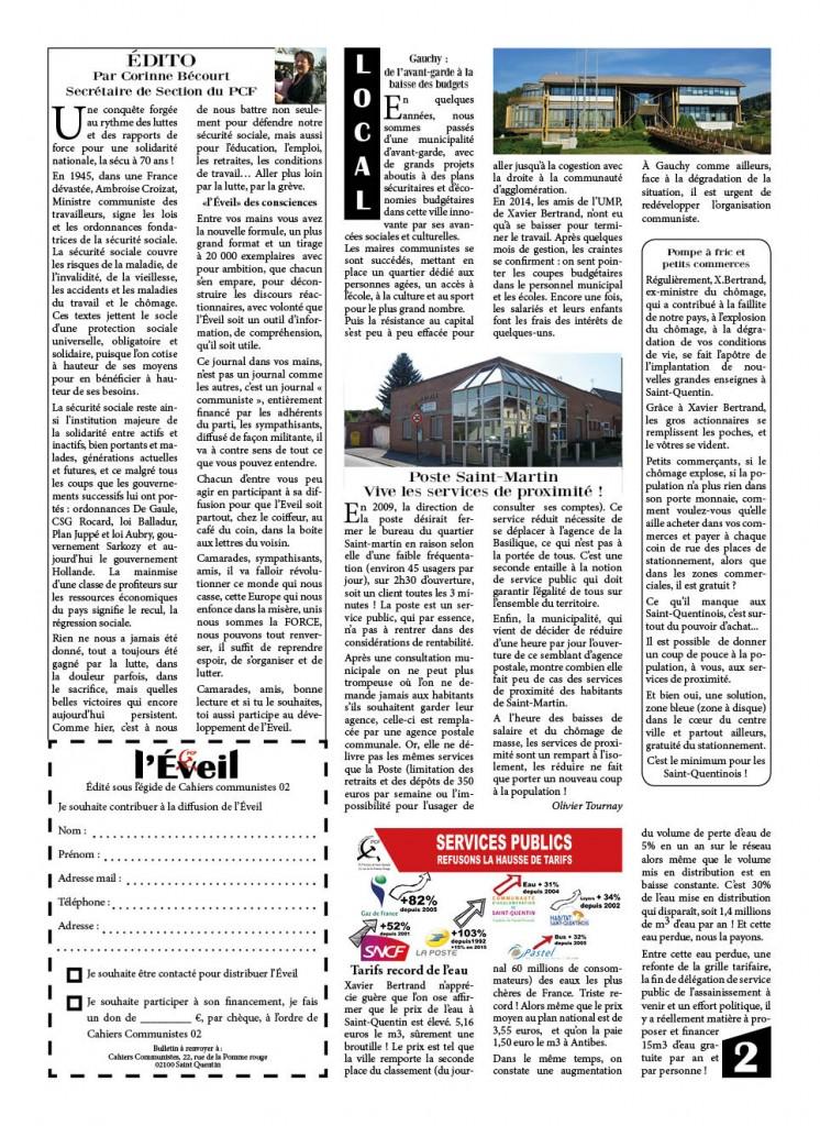 eveil 8 pages juin 20152