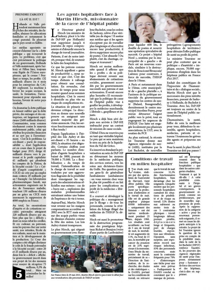 eveil 8 pages juin 20155