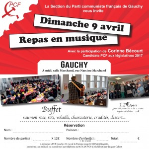 invitation repas9 avril 2017